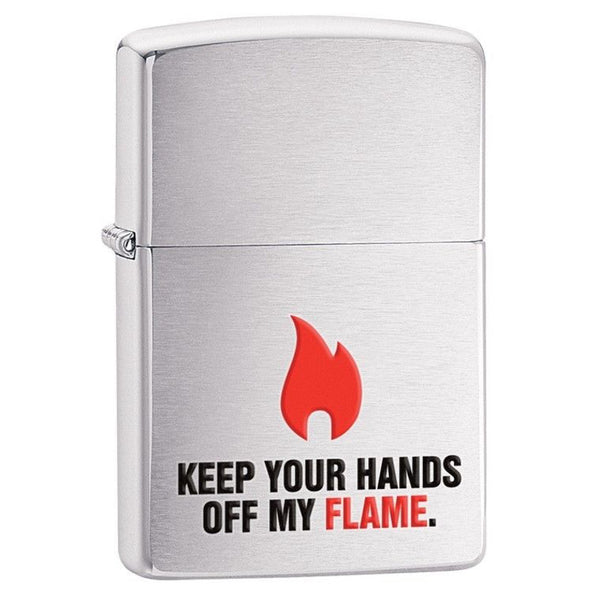 Zippo - Hands Off The Flame - 28649