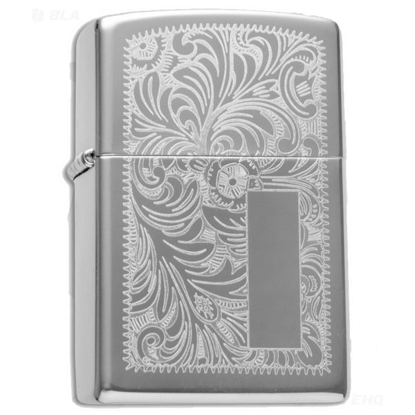 Zippo - Venetian High Polish Chrome - 352