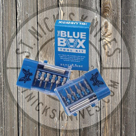 Benchmade - Bluebox Service Kit - 6 Bit - 981084F