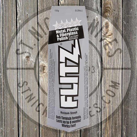 Flitz - Maximum Strength Polish - BU03515