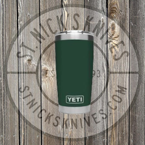 YETI - Rambler - Northwoods Green - 20oz w/ MS - YRAM20NWG
