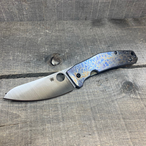 Previous St. Nick's Custom Anodized Knives