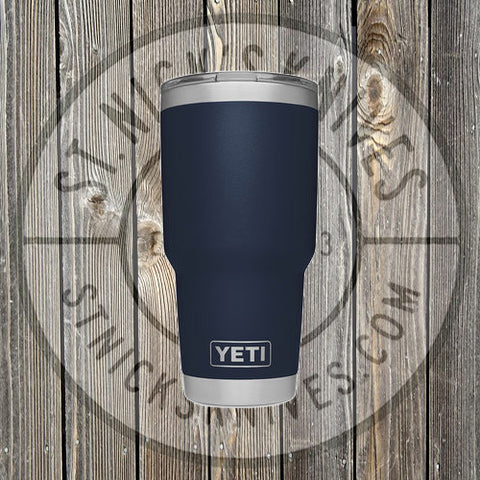 YETI - Rambler -  21070070027 - Navy Blue - 30oz w/ MS - YRAM30NB