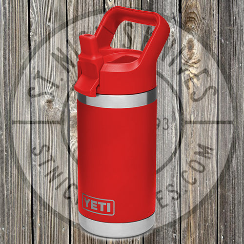 YETI - 12oz - Rambler Jr - 21071500019 - Canyon Red - YRAMJr12CR