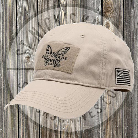 Benchmade - Men's Desert Tan Cotton Tactical Hat - 987908F