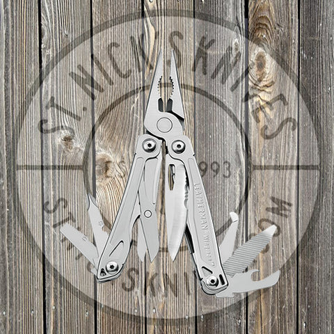 Leatherman - Wingman - Multi-Tool - Nylon Sheath - 831426
