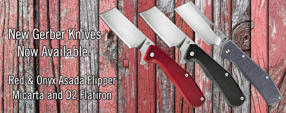 New Knives from Medford Knife and Tool Now Available - St. Nick's Knives