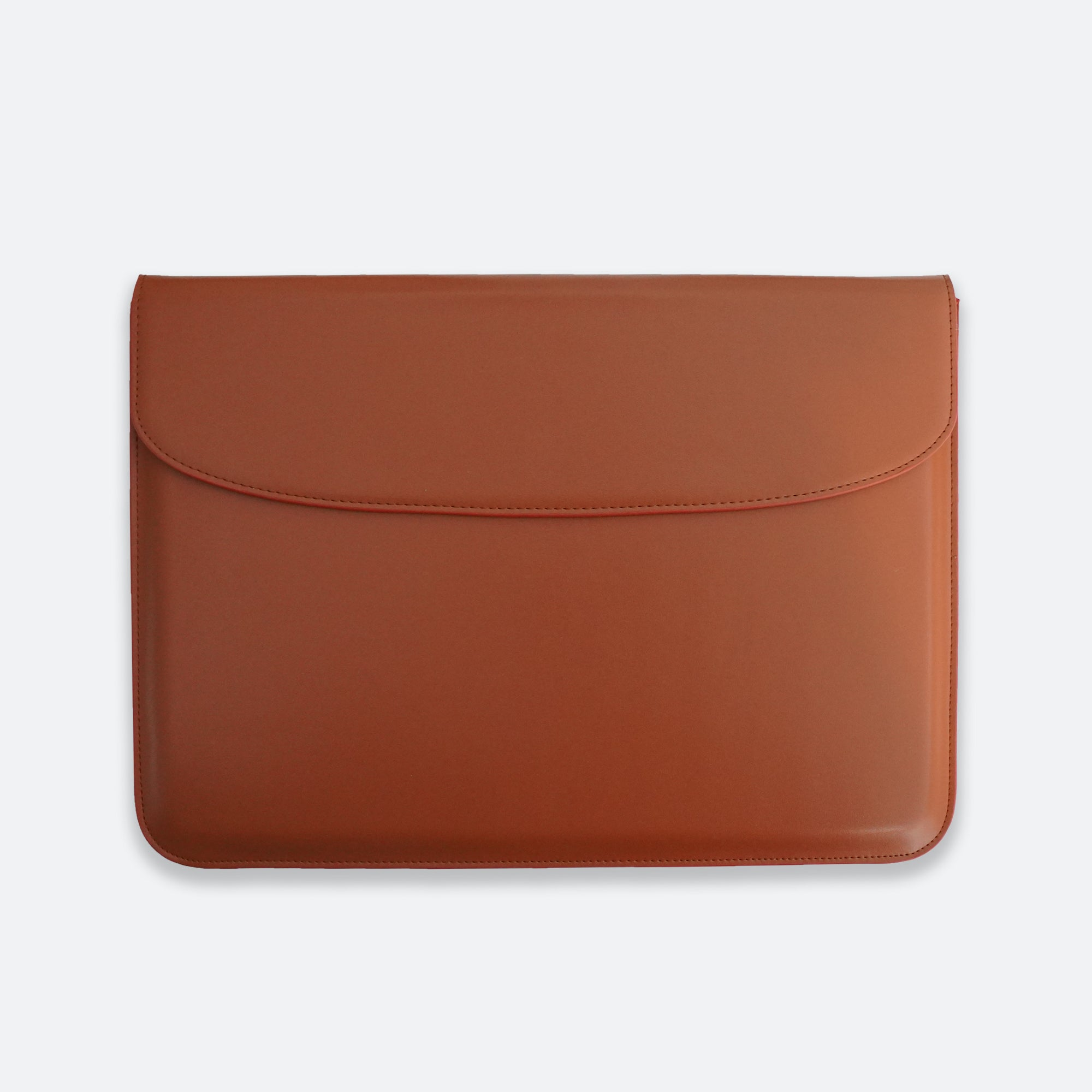 Mendes Laptop Sleeve in Brown - Kastemize