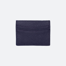 Load image into Gallery viewer, Blake Saffiano Card Holder in Midnight Navy - Kastemize