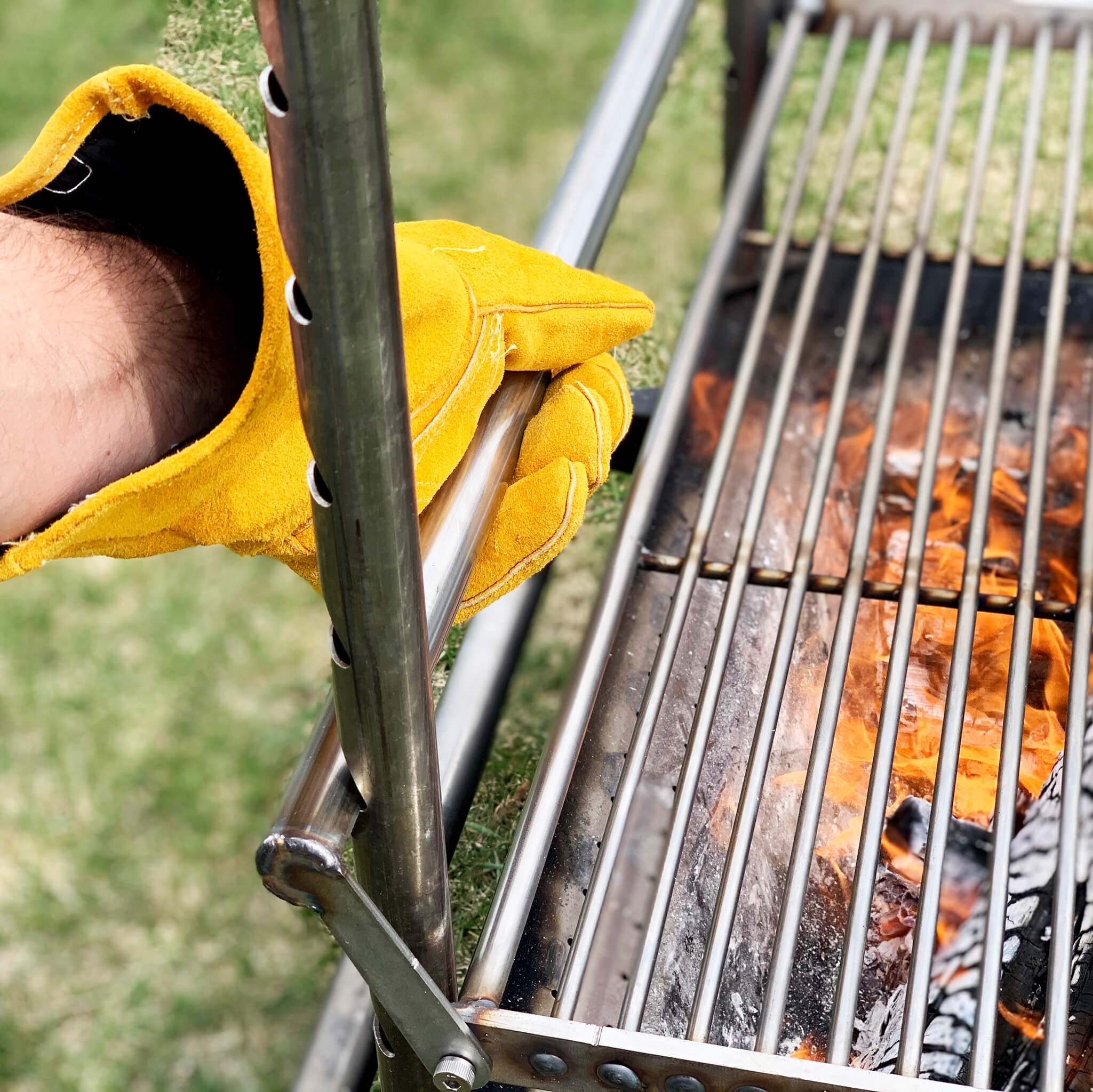 TimberTorch Grilling Kit