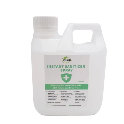 Instant Sanitizer Refill - (1000ml)