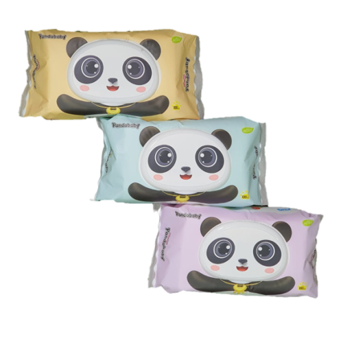 Panda Baby Classic Mix Baby Wipes