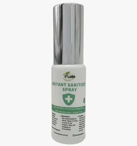 Instant Sanitizer Spray - (30ml)