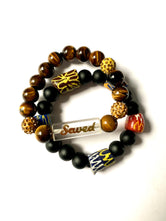 Saved - 'Affirm Her' Stackable Beads (2)