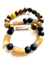 Secure - 'Affirm Her' Stackable Beads (2)