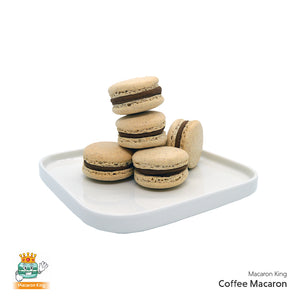 Cafe Macaron Coffee ( 12 or 24 Pcs )