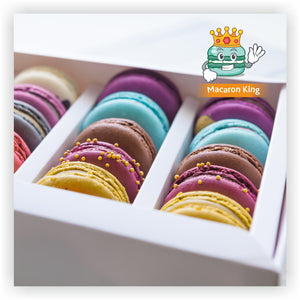 Cafe Macaron Mix & Match Combination  (24 pcs)