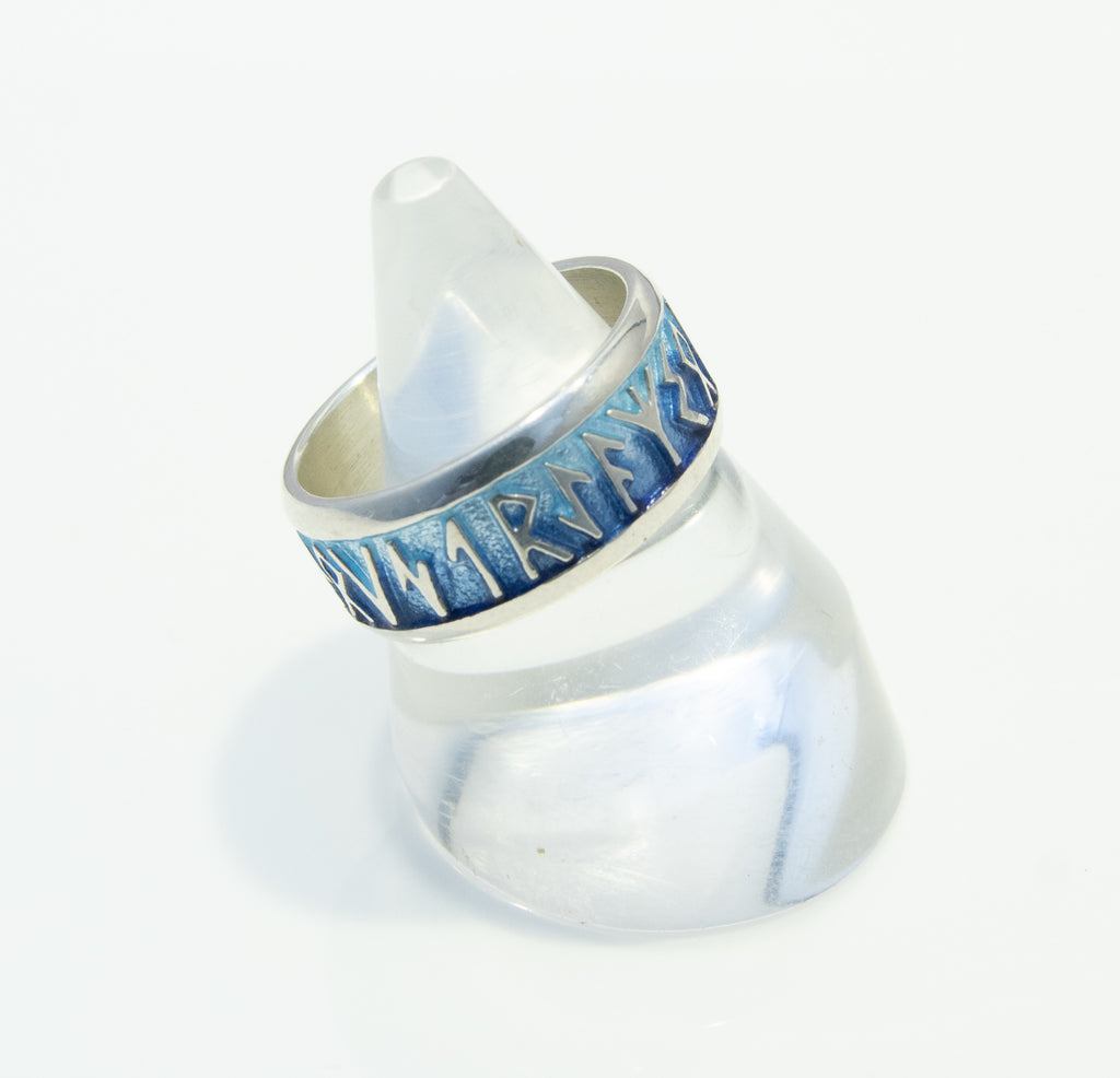 Sheila Fleet Runic Ring