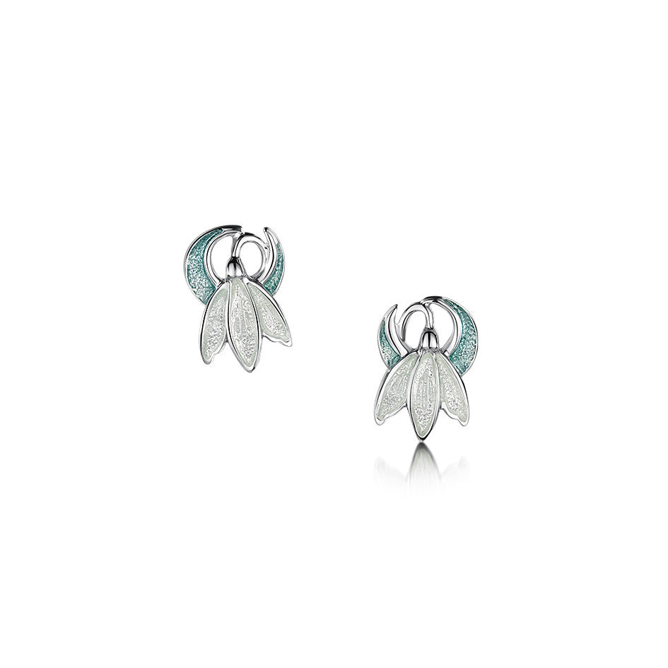 Snowdrop Stud Earrings - EP0226