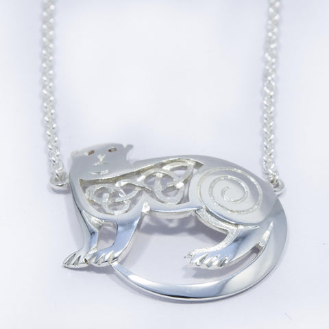 St Cuthberts Otter Necklet