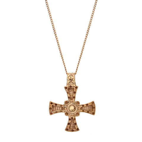St. Cuthbert Pectoral cross - medium
