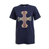 St Cuthbert's Walk T-Shirt - Holy Island