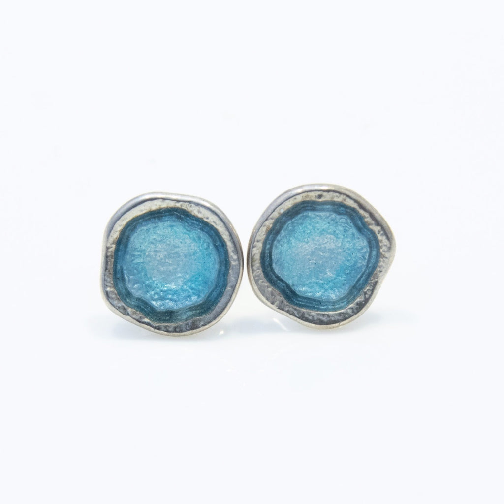 Sheila Fleet Lunar Earrings