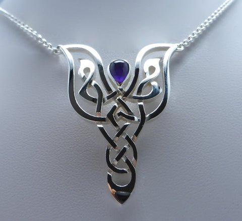 Celtic Angel - necklet