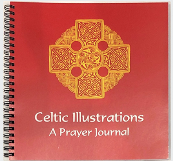 Celtic Illustrations - Pray Journal