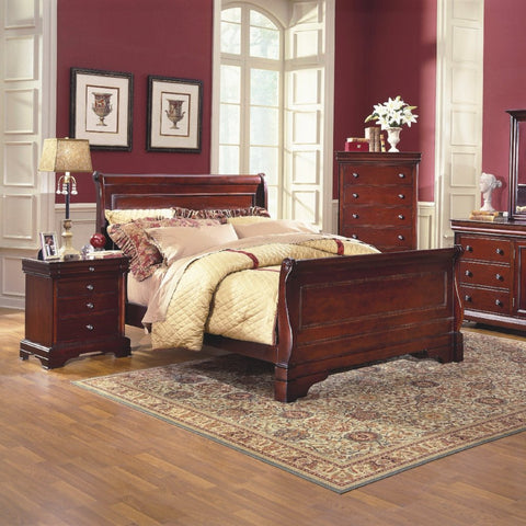 Versaille Bedroom Set, Bedroom Set, New Classic Furniture - Adams Furniture