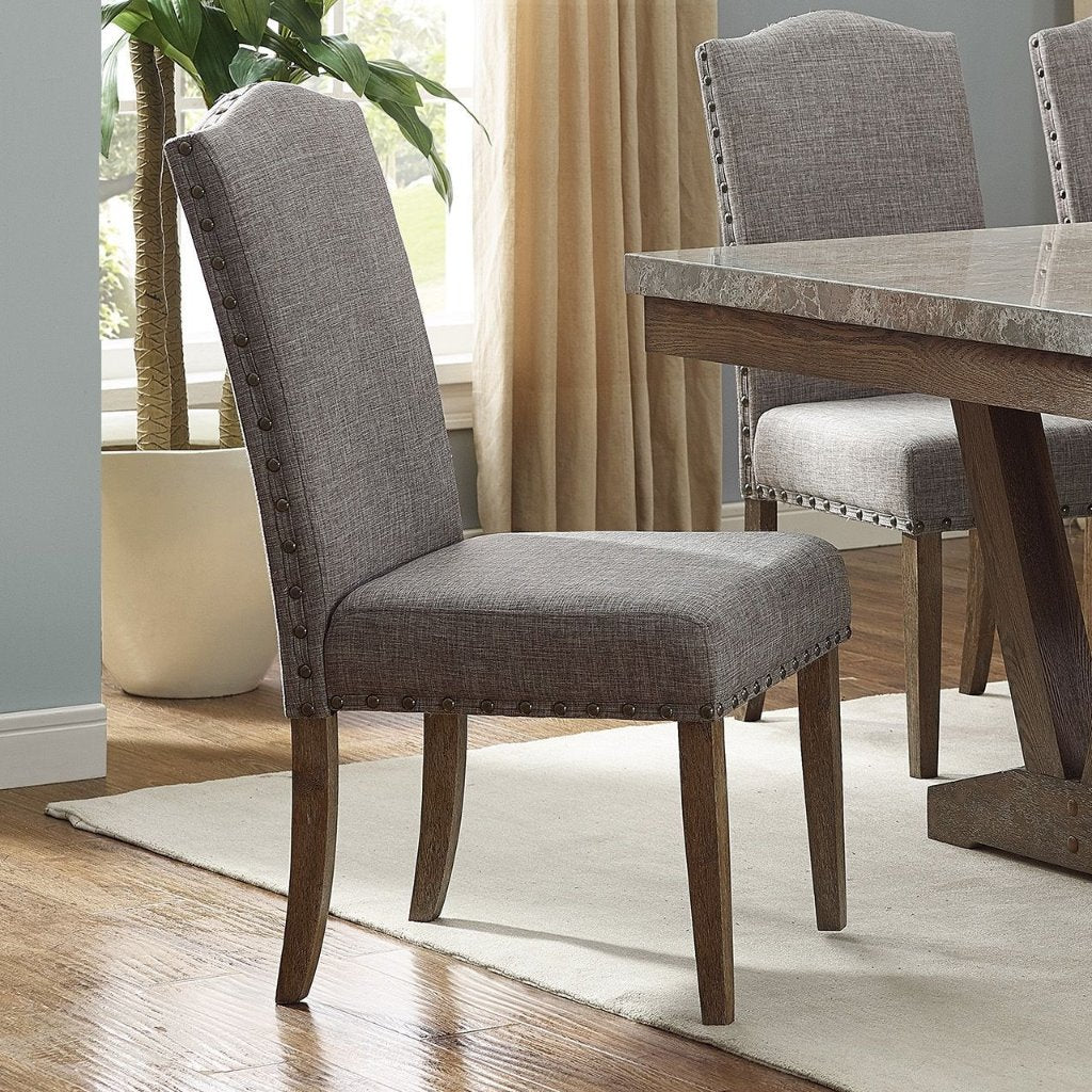 Vesper Dining Chair, Dining Chair, Crown Mark - Adams Furniture