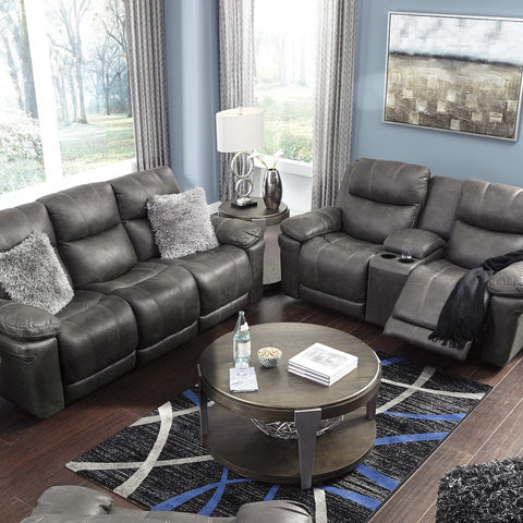 Erlangen Power Motion Living Room Set, Living Room Set, Ashley Furniture - Adams Furniture