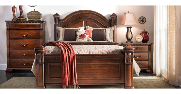 Isabella Bedroom Set – Adams Furniture