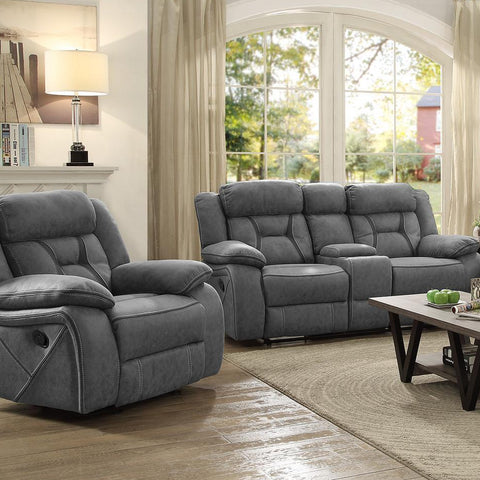 Houston Motion Living Room Set, Living Room Set, Coaster Furniture - Adams Furniture