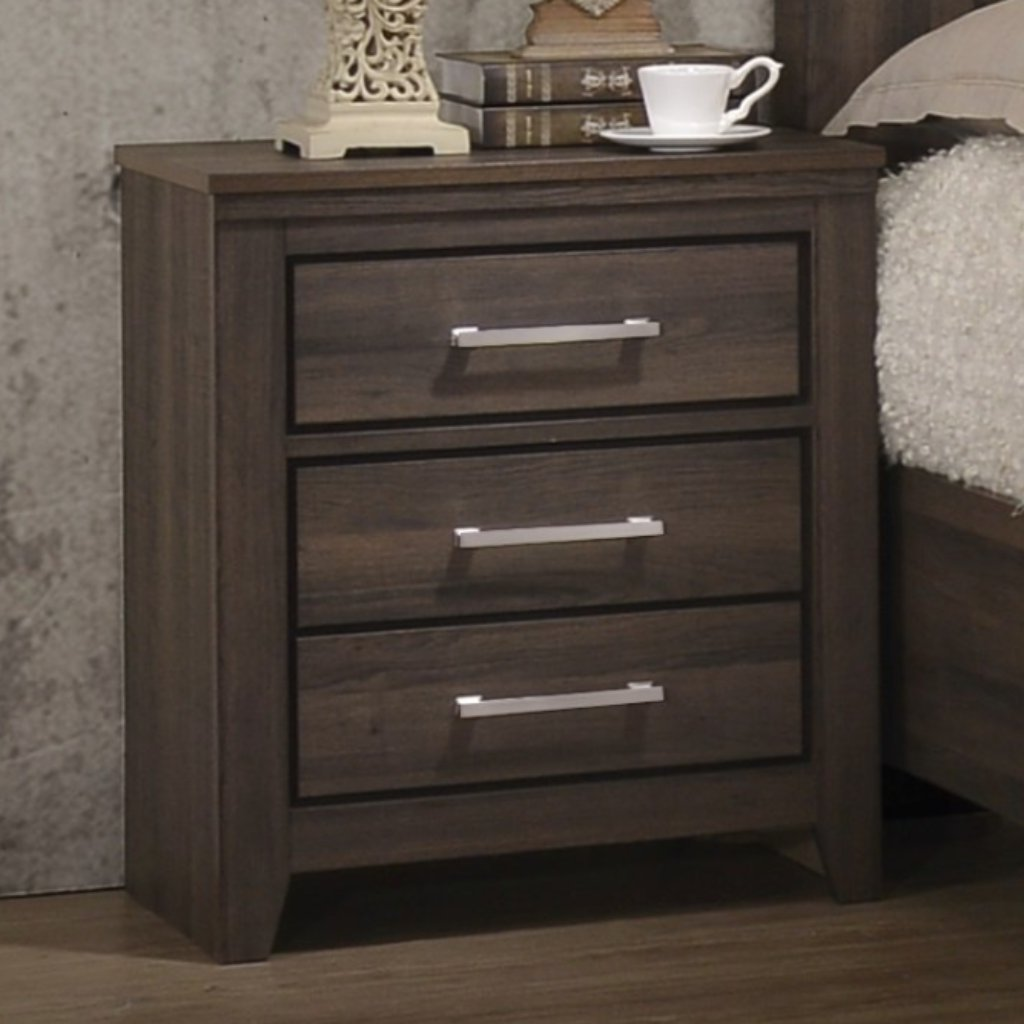 Jordan Nightstand, Nightstand, Lifestyle Furniture - Adams Furniture