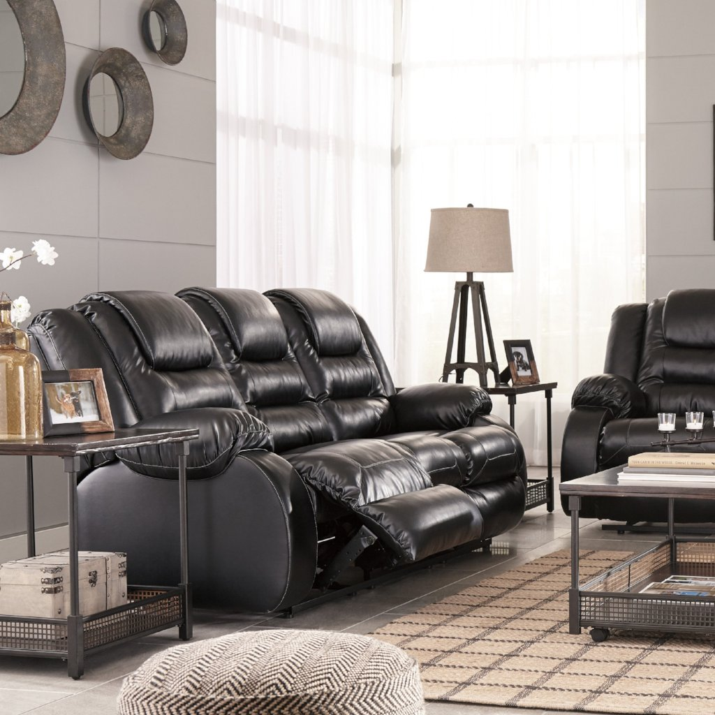 Vacherie Reclining Living Room Set, Living Room Set, Ashley Furniture - Adams Furniture