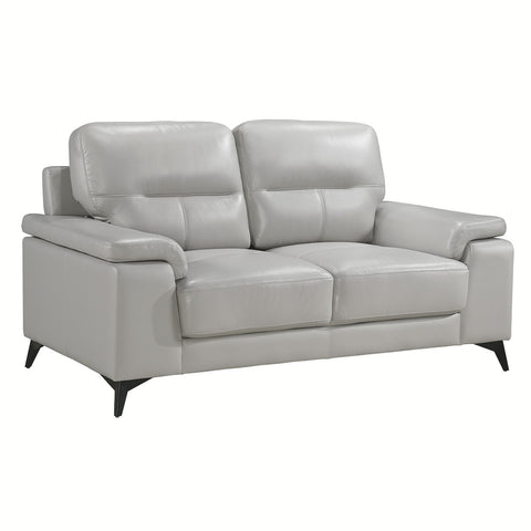 Mischa Loveseat, Loveseat, Homelegance - Adams Furniture