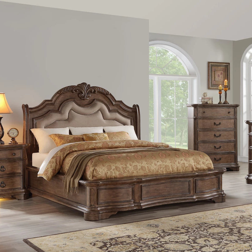 Tulsa Bedroom Set– Adams Furniture