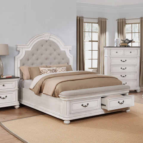 West Chester Storage Bedroom Set, Bedroom Set, Avalon Furniture - Adams Furniture