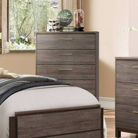 Vestavia Youth Drawer Chest, Kids Bedroom, Homelegance - Adams Furniture