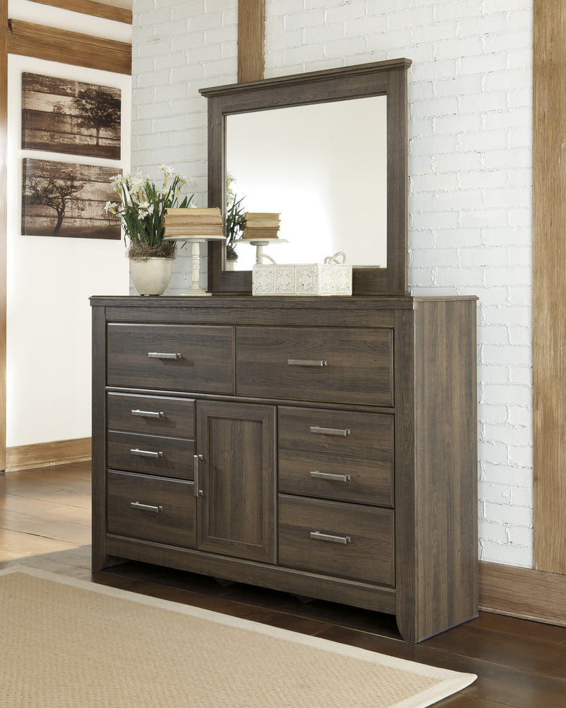Birlanny Dresser & Mirror – Adams Furniture