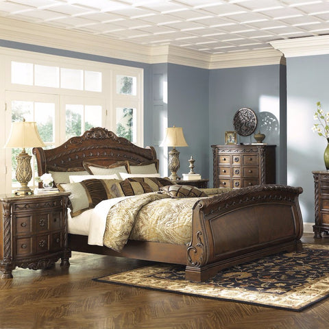 North Shore Bedroom Set, Bedroom Set, Ashley Furniture - Adams Furniture