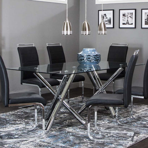 Mantis Dining Set, Dining Set, Cramco - Adams Furniture