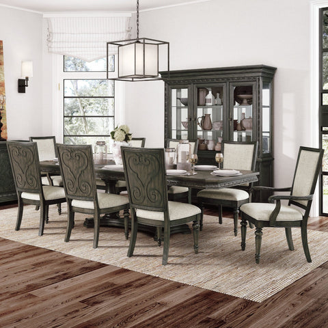 San Marcos 7 Piece Dining Set, Dining Set, FD Home - Adams Furniture