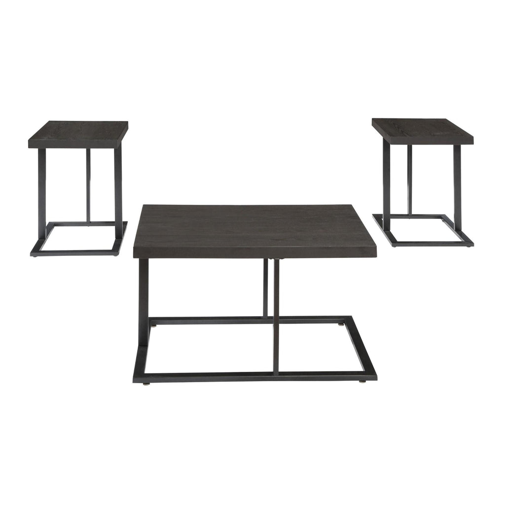 Airdon 3 Piece Occasional Table Set