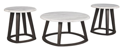 Luvoni 3PC Occasional Table Set