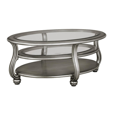 Coralayne Coffee Table, Occasional Tables, Ashley Furniture - Adams Furniture