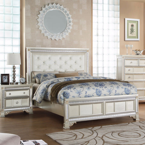 Tiffany Bedroom Set, Bedroom Set, Fairfax Home - Adams Furniture