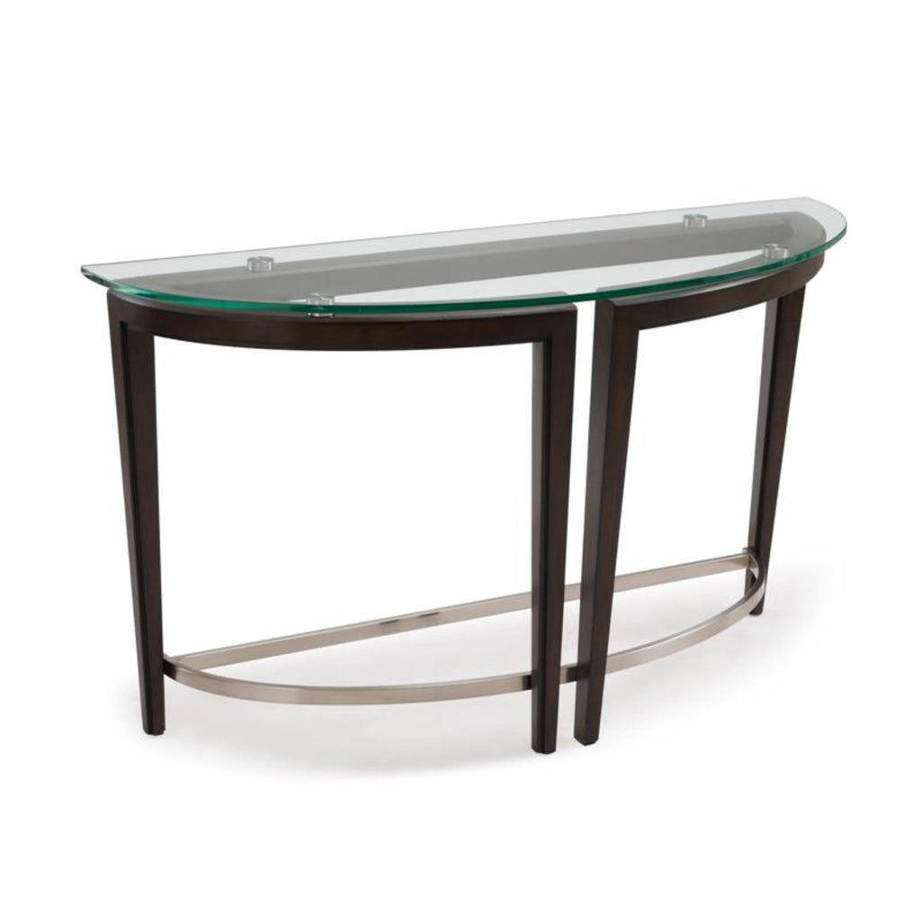 Carmen Sofa Table, Occasional Tables, Magnussen Home - Adams Furniture