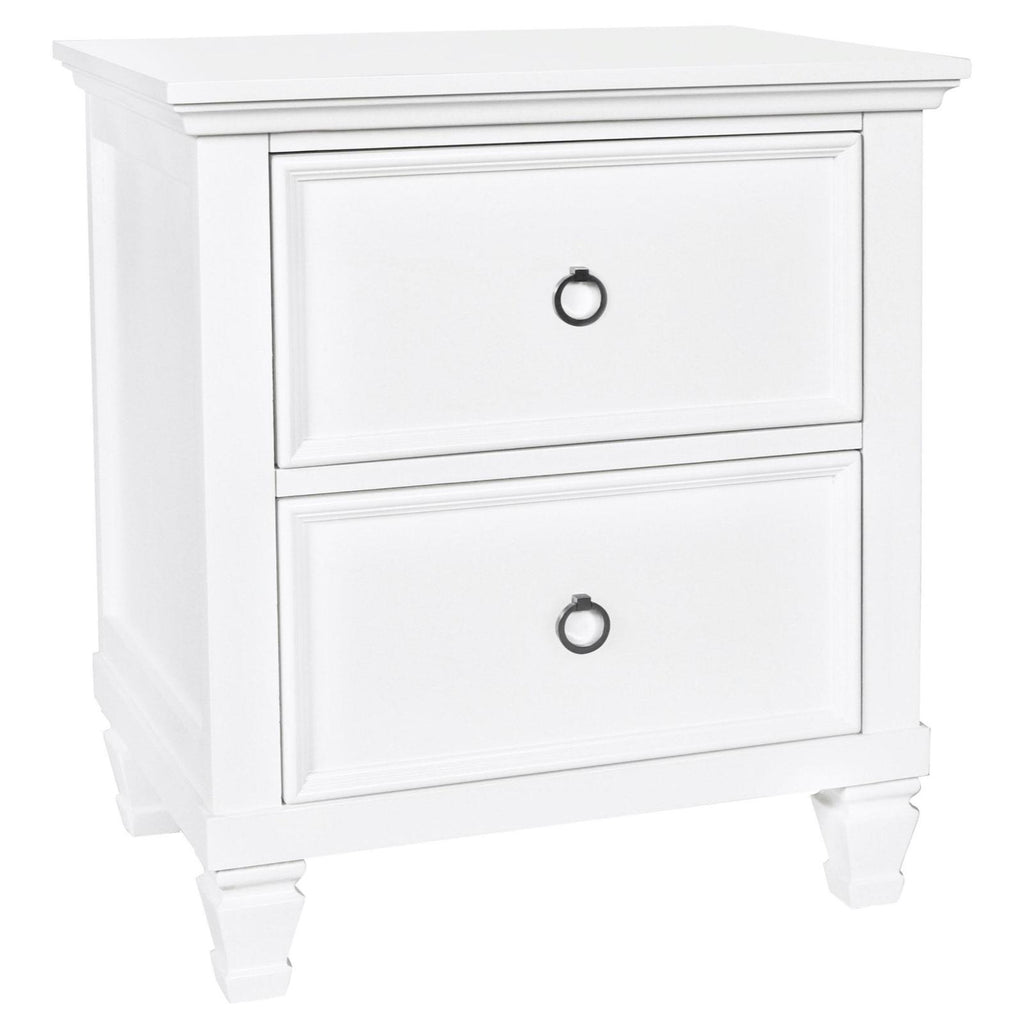 Tamarack Nightstand, Nightstand, New Classic Furniture - Adams Furniture